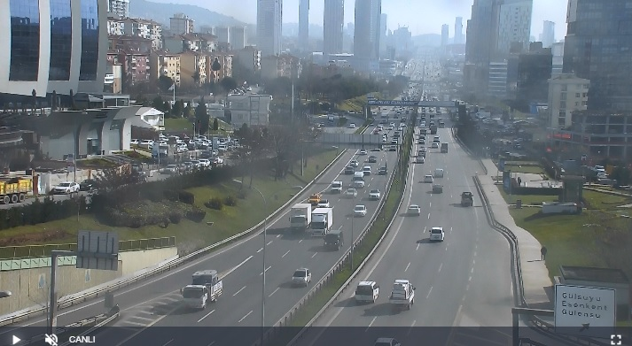İstanbul Şile Yolu Ataköy