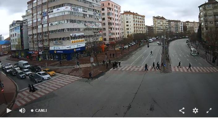 Konya Vatan Caddesi