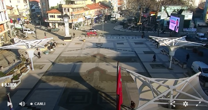 Balıkesir Sındırgı Meydanı